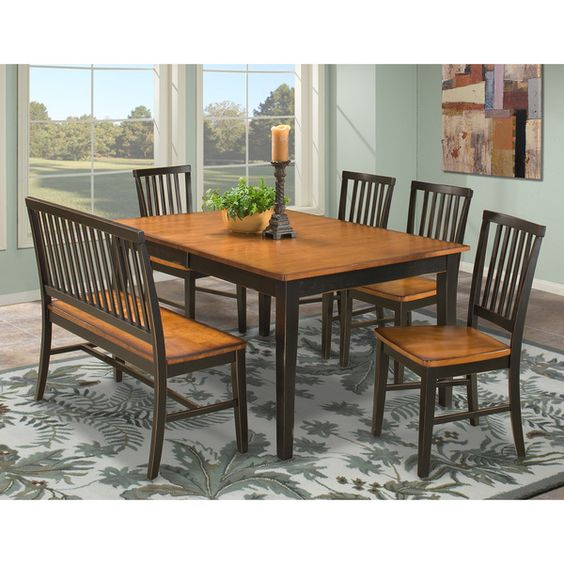 bàn ghế chân sắt mặt gỗ