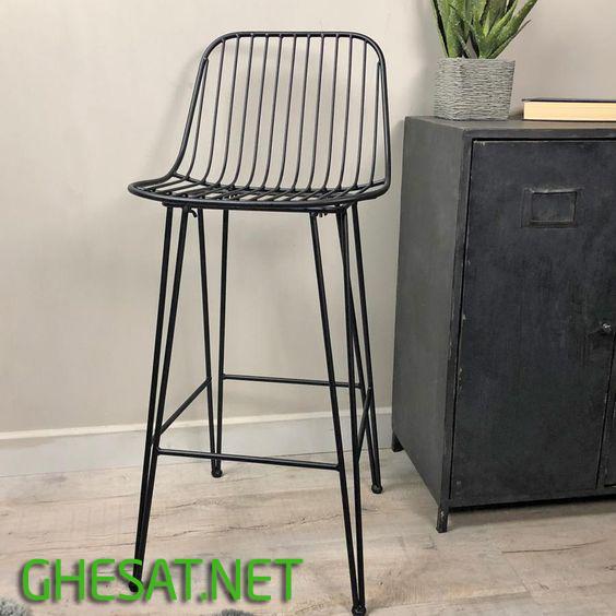 ghế sắt bar mườn thanh