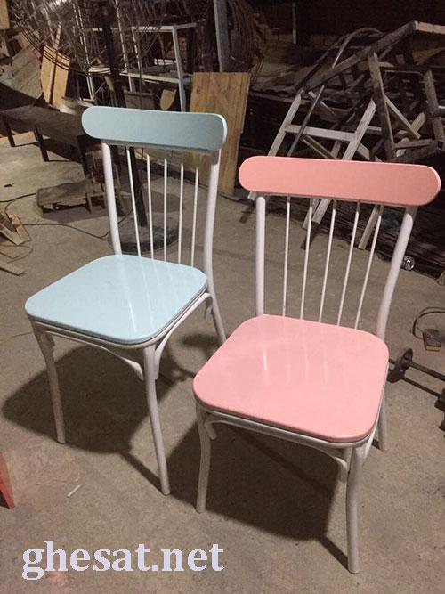 ghế sắt sài gòn đẹp