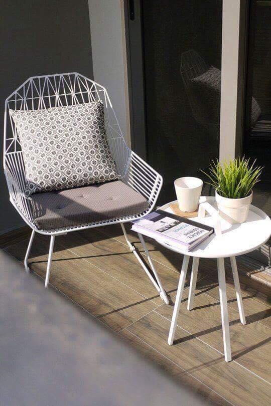 ghế sắt nhà hàng sân vườn