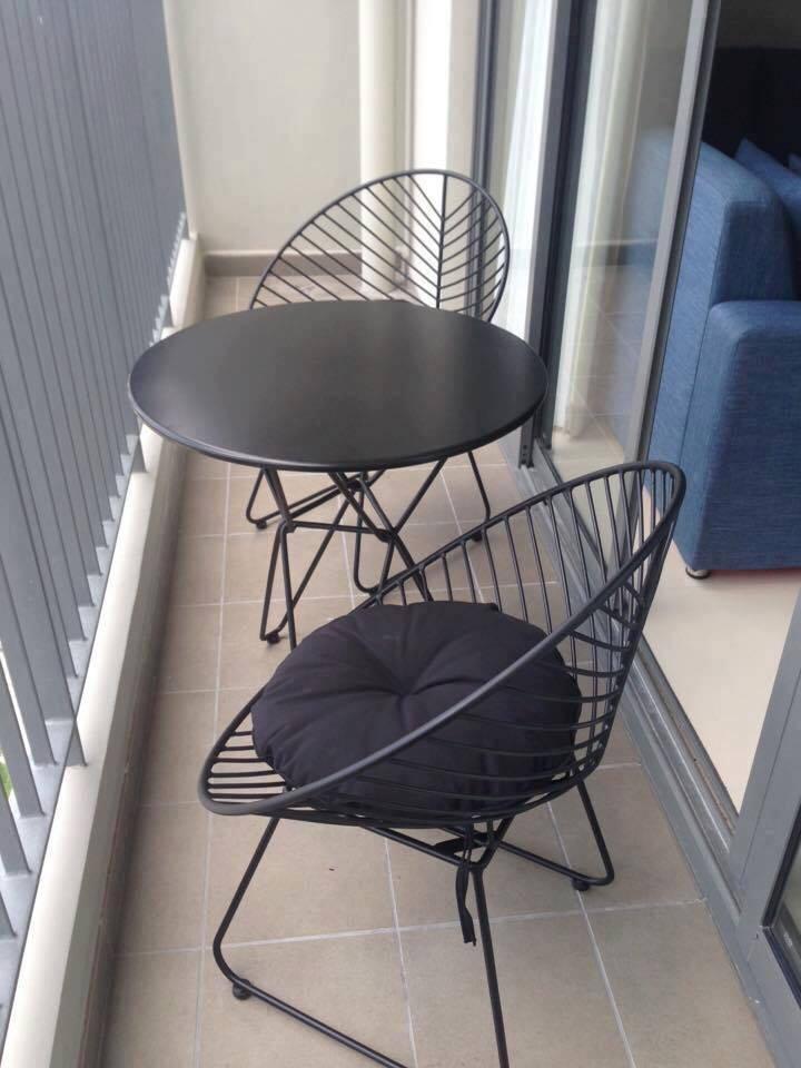 ghế sắt giá rẻ chất lượng