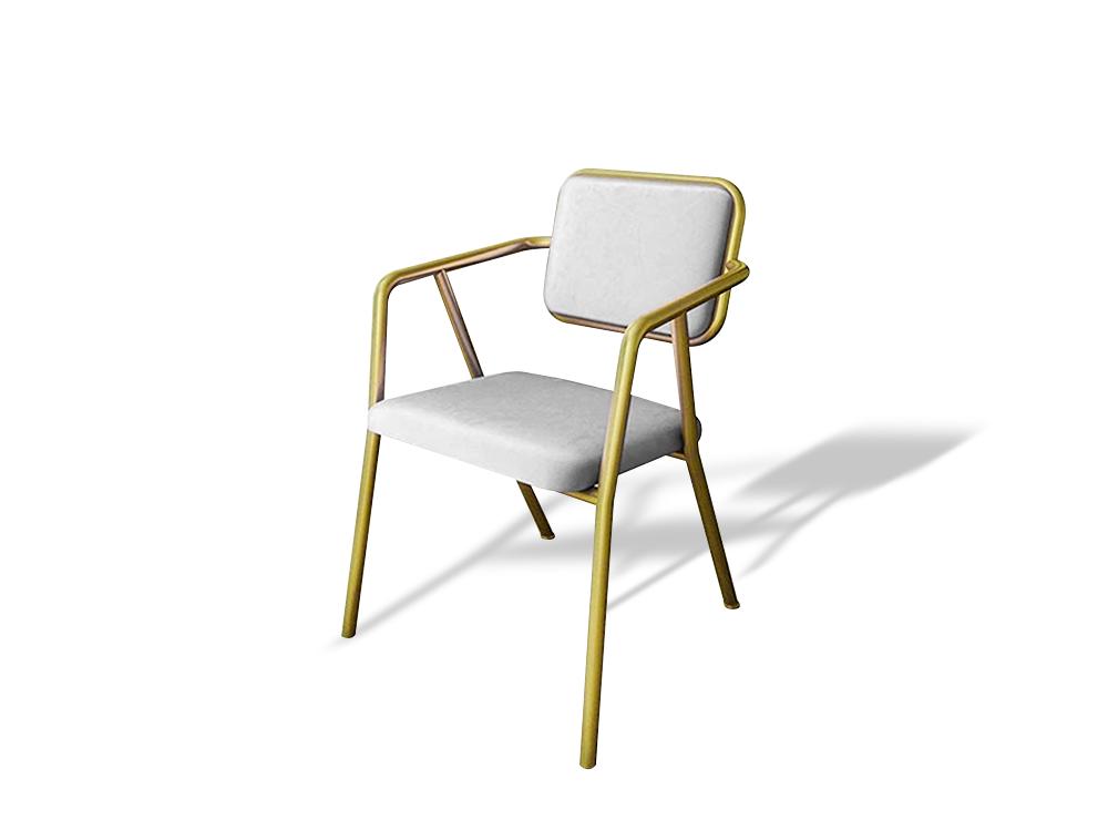 Ghế sắt 822 sở hữu phong cách thiết kế hiện đại, thanh lịch