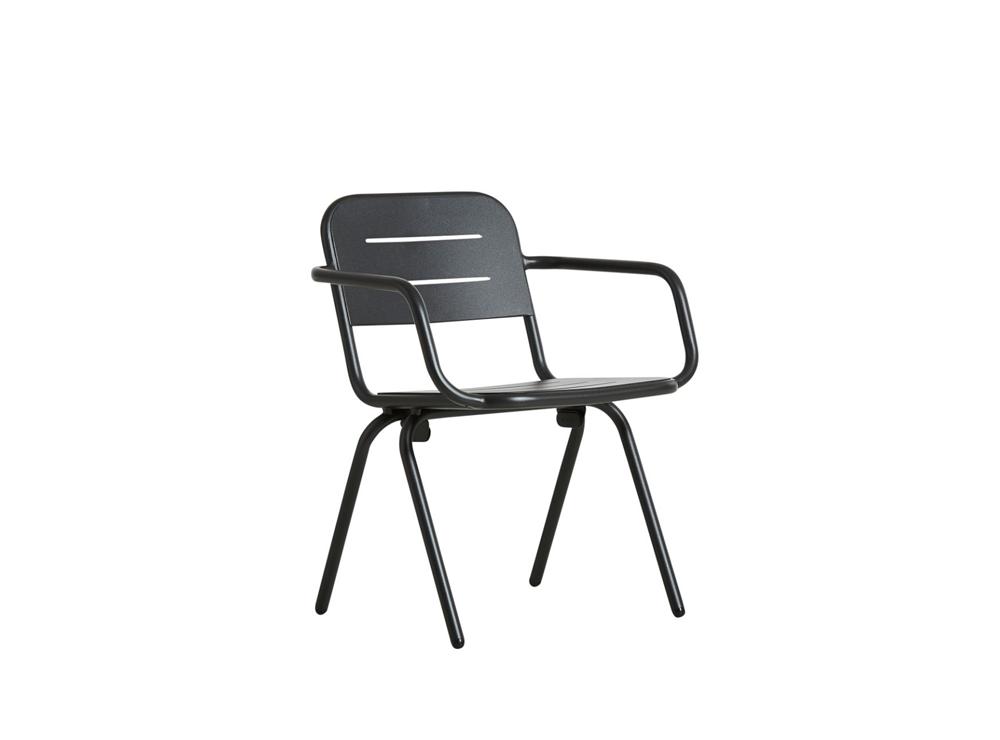 Ghế sắt 836 phù hợp không gian hiện đại