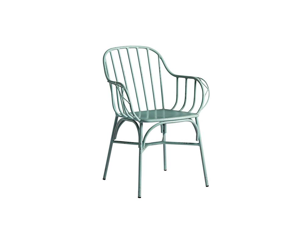 Mẫu ghế sắt 843 của Trung Hiếu Decor