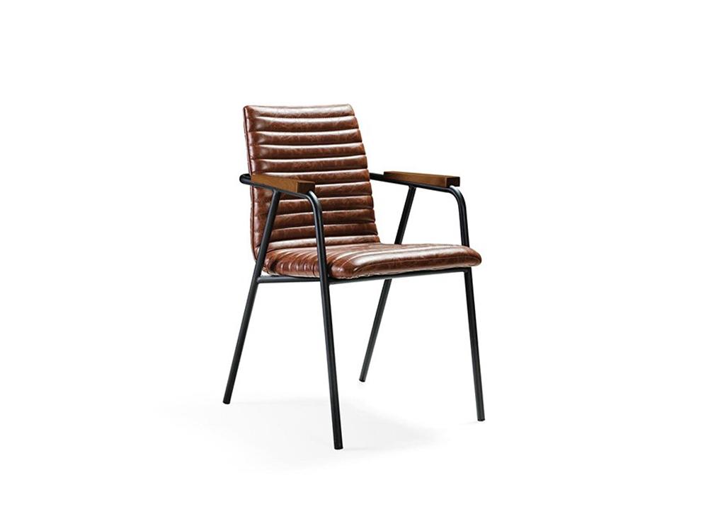 Sản phẩm ghế sắt 861 của thương hiệu Trung Hiếu Decor
