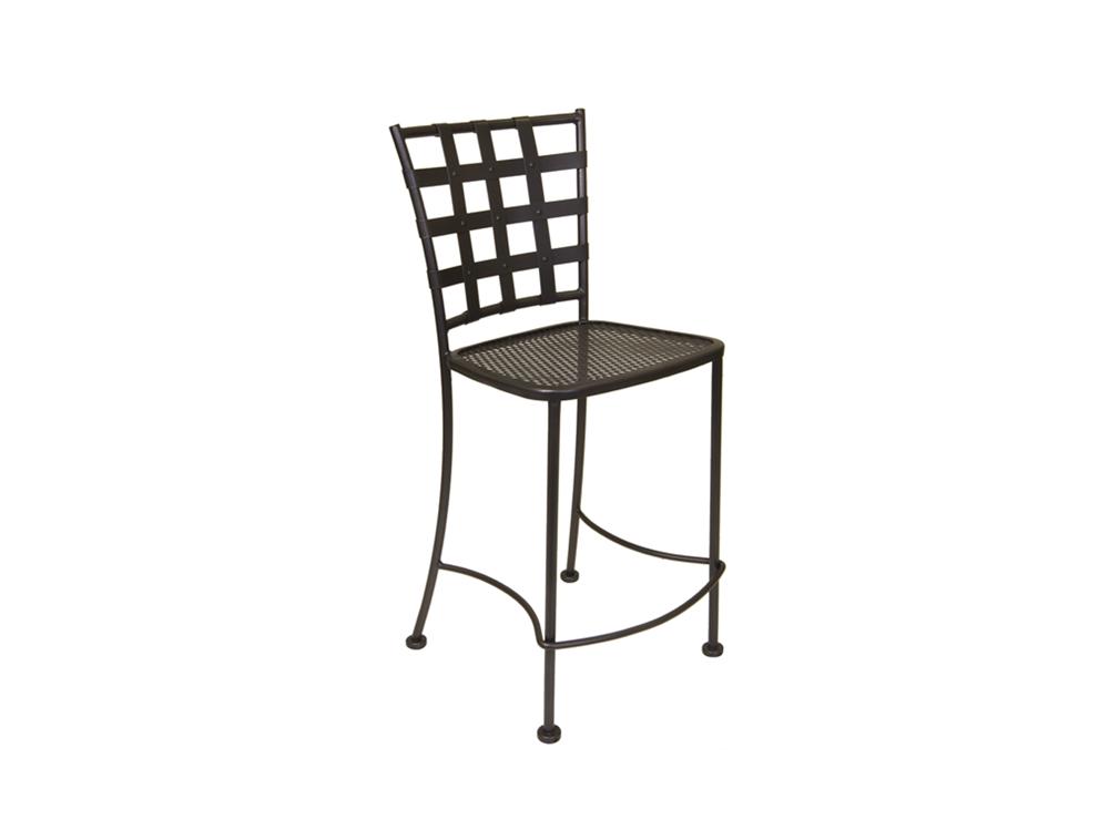 Vẻ đẹp Địa Trung Hải được tái hiện đậm nét trong mẫu ghế sắt 876