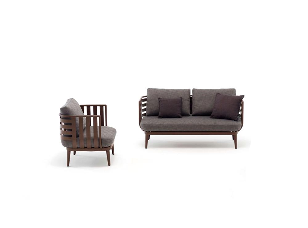 Ghế sắt 881 - Thiết kế đơn giản