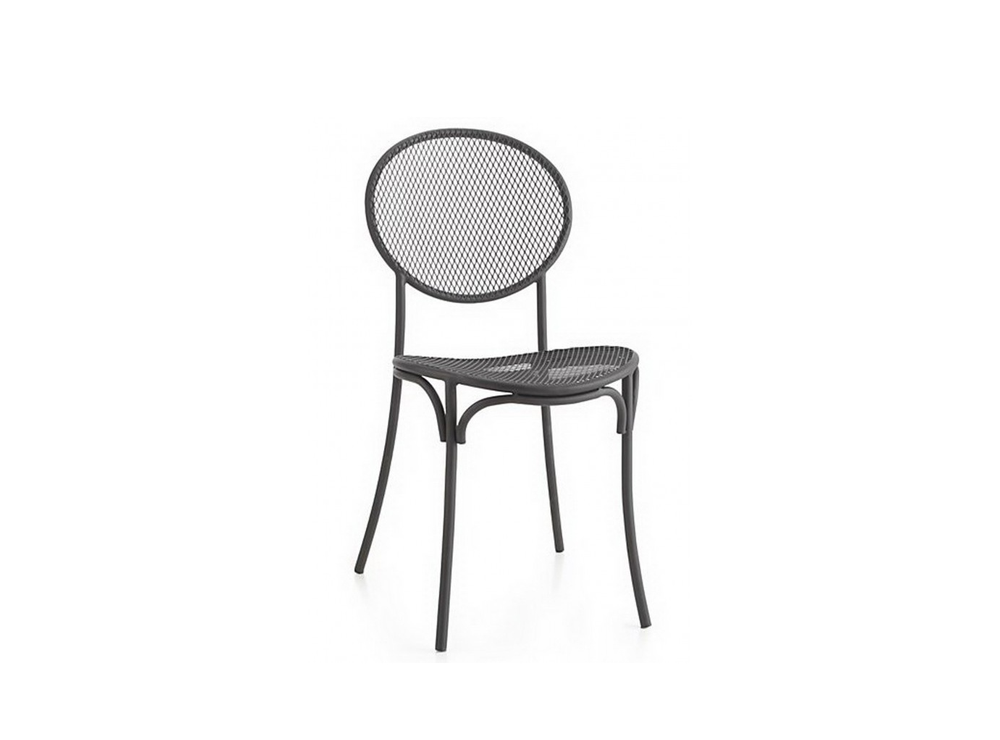 Mẫu ghế sắt 882 với thiết kế gọn nhẹ
