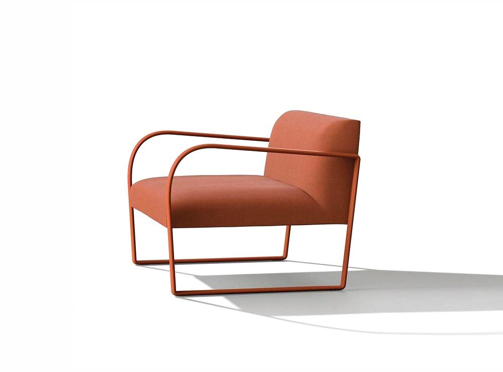 Ghế sắt 898 mang phong cách tối giản nhưng rất thanh lịch và sang trọng